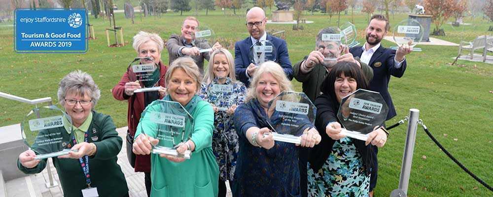 2018 Winners of the Tourism Awards