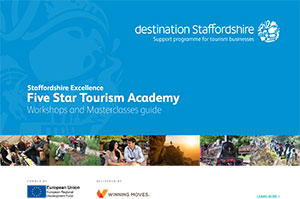View the Tourism Academy brochure PDF file. Opens in new window.
