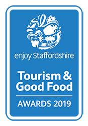 2019 Enjoy Staffordshire Tourism & Good Food Awards