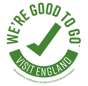 VisitEngland We're Good To Go Industry Standard