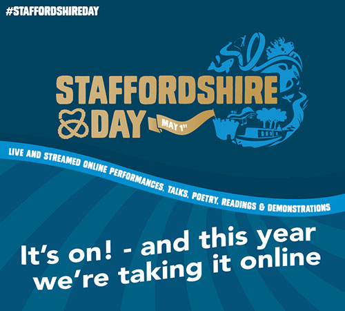 Staffordshire Day 2020 will be online only