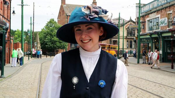 2019 Tourism SuperStar - Emily Hope from Beamish