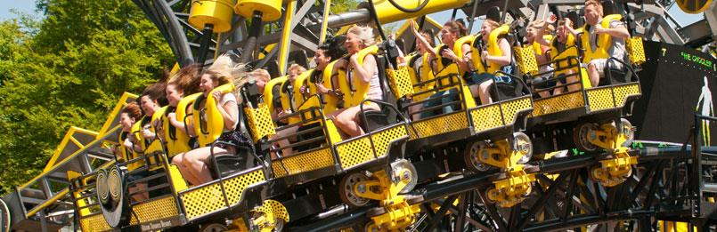 Theme Parks and Thrill Attractions