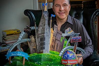 A brand new attraction dedicated to the children's books and characters created by David Walliams is coming to Alton Towers this year