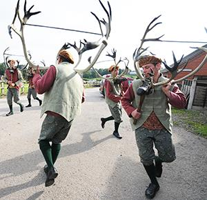 The Abbots Bromley Horn Dance