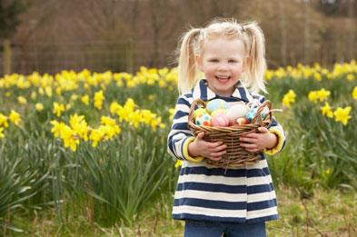 Celebrate Easter in Staffordshire with plenty of Easter Egg hunts, Easter trails and fun activities for the whole family.