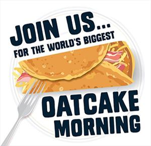 Oatcake morning graphic