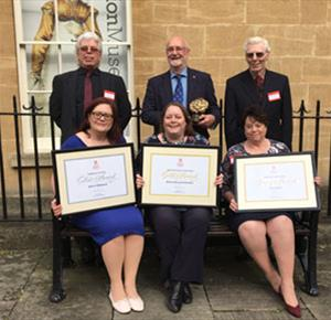 Staffordshire award winners for VisitEngland Awards 2018. World of Wedgwood, National Memorial Arboretum and Colton House