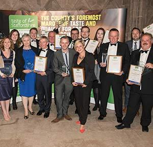 County's top food & drink businesses crowned
