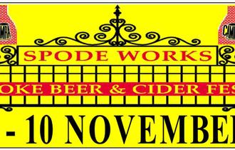 39th Stoke Beer & Cider Festival