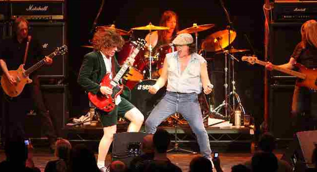 AC/DC Live Wire Tribute PLUS Thin Lizzy Tribute