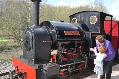 Stanhope engine