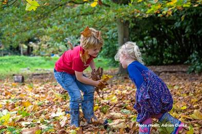 Wildfamilies Discover Slime at The Wolseley Centre