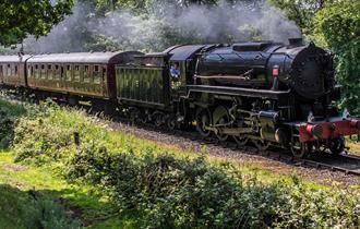 Mother's Day Lunch Train at Churnet Valley Railway