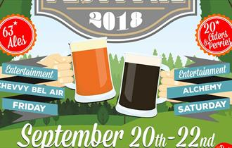 Cannock Chase Beer and Cider Fest