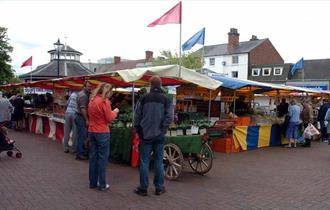 Cannock Outdoor Market