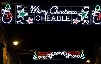 Cheadle Christmas Lights Switch-On