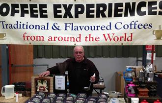 Coffee Experience by John Brown