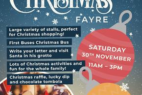 The Donna Louise Christmas Fayre