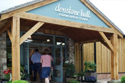 Denstone Hall Farm Shop & Cafe