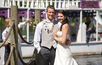 Weddings at Drayton Manor Park