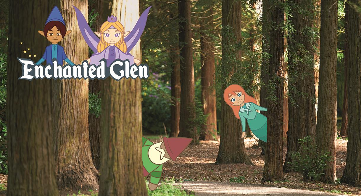 The Enchanted Glen Trail