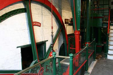Princess Beam Engine