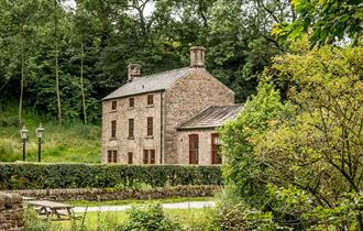 The Farmhouse at Gradbach Mill