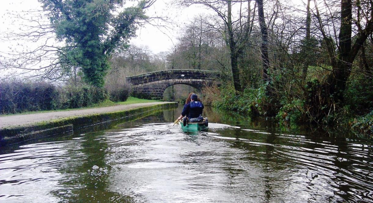 Stoke-on-Trent Heritage Canoe Trail