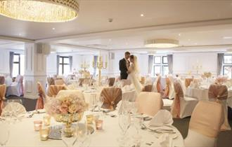 Weddings at Hoar Cross Hall