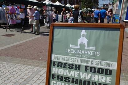 Leek Outdoor Market