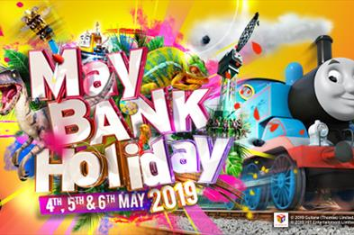 Drayton Manor May Bank Holiday