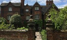 Front of Moseley Old Hall