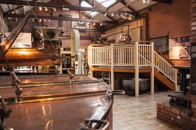 Inside the Museum of Brewing History