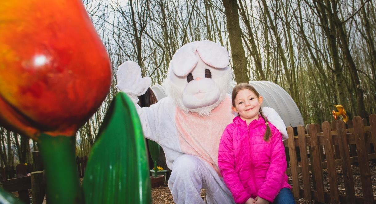 Easter Eggstravaganza at the National Forest Adventure Farm