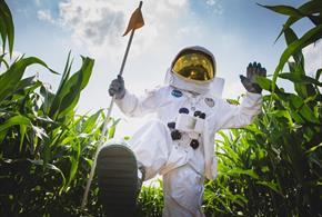Moon Landing Maize Maze & Space Rangers