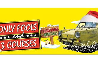 Only Fools & 3 Courses Christmas Special