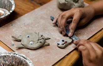 February Half Term - Play with Clay!
