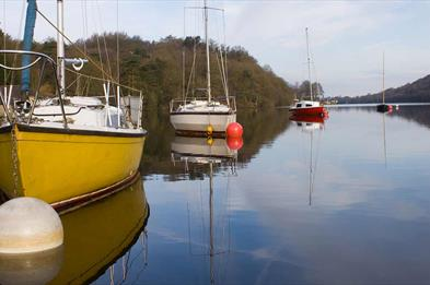 Rudyard Lake, photo by Martin Sykes