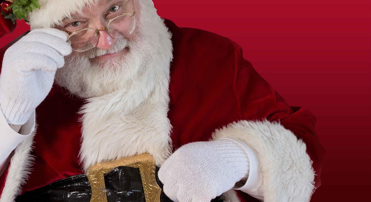 Visit Santa at Sandon Hall