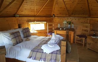 Bilberry Yurt