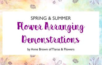 Spring & Summer Flower Arranging