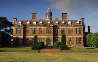 Outside view of Sudbury Hall