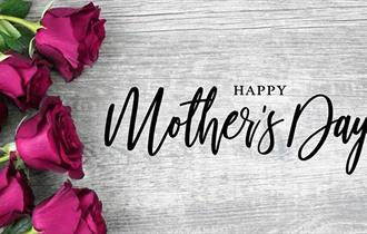 Celebrate Mother's Day at the Three Horseshoes Inn or Mill Wheel Spa