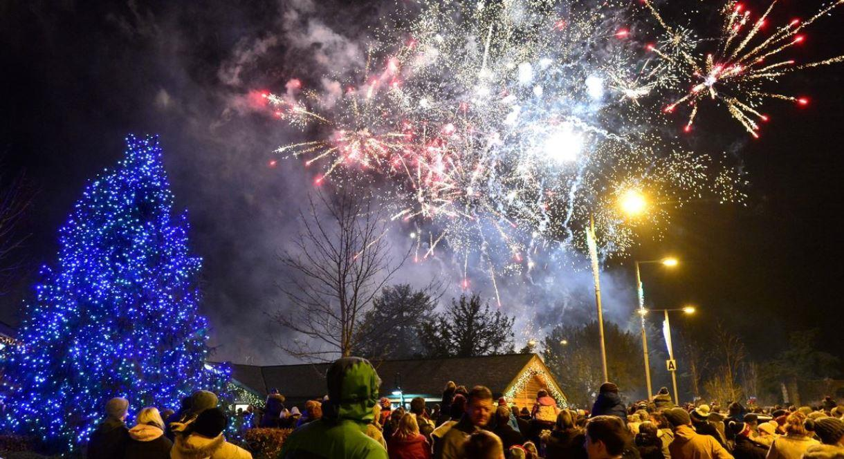 Christmas Launch at Trentham Shopping Village