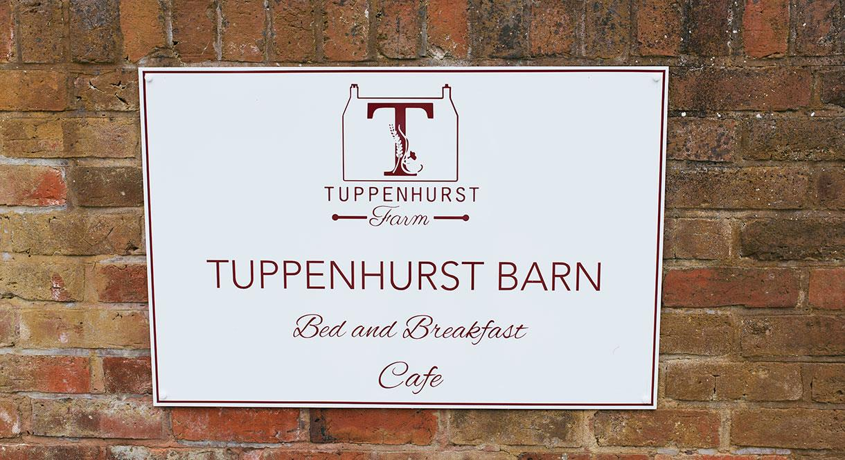 Tuppenhurst Farm Cafe