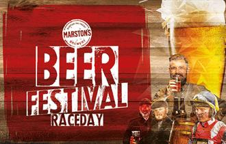 Enjoy beer and racing at the Martson's Beer Festival Raceday at Uttoxeter racecourse