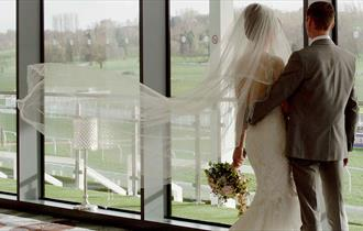 Weddings at Uttoxeter Racecourse