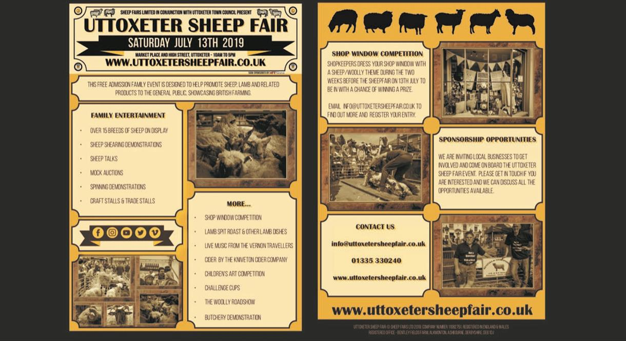 Uttoxeter Sheep Fair