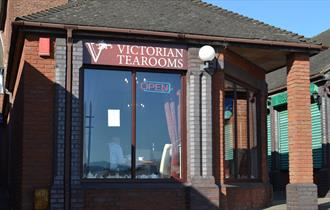 Victorian Tea Rooms